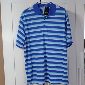 Nike golf standard fit and stay cool men shirt